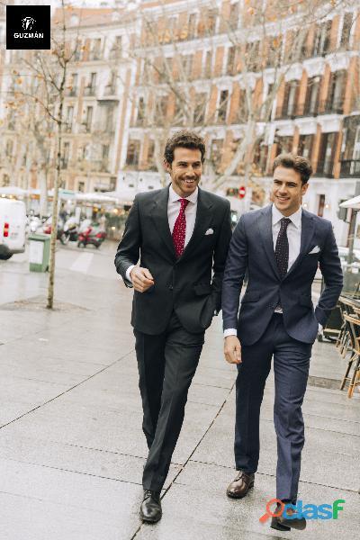 Alquiler de trajes de novio y chaqués online  Trajes Guzmán 10
