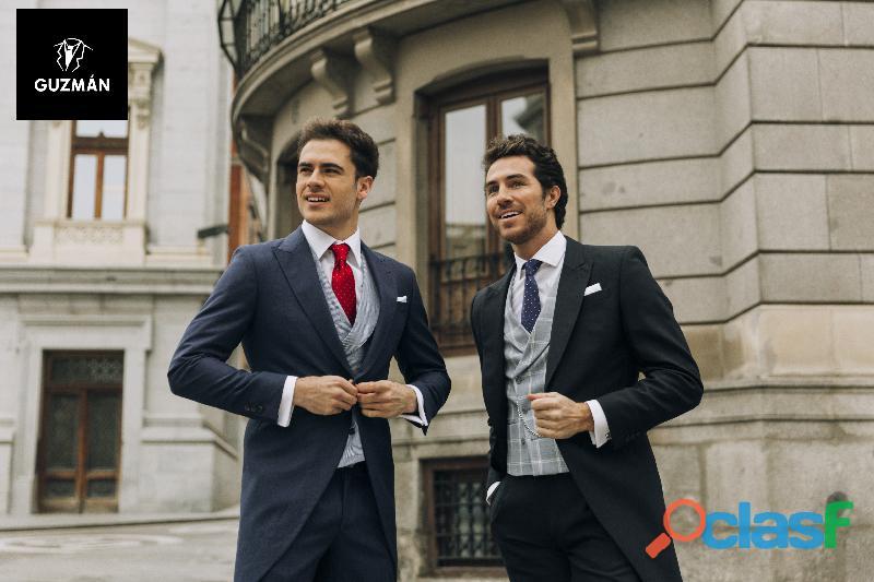 Alquiler de trajes de novio y chaqués online  Trajes Guzmán 11