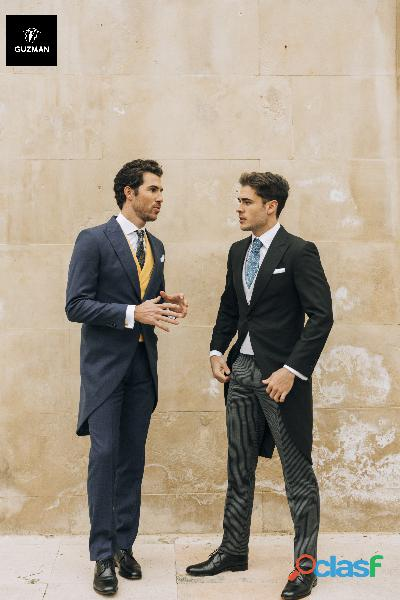 Alquiler de trajes de novio y chaqués online  Trajes Guzmán 12