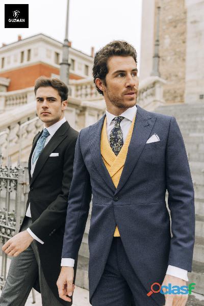 Alquiler de trajes de novio y chaqués online  Trajes Guzmán 13