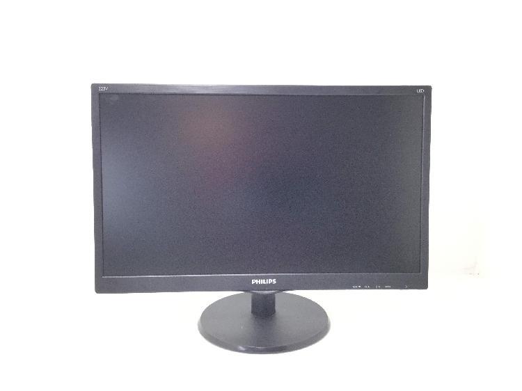 Monitor tft philips 223v5l led