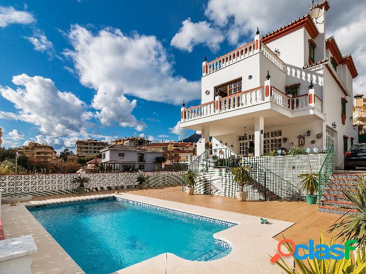 Villa en venta en el centro de marbella, málaga