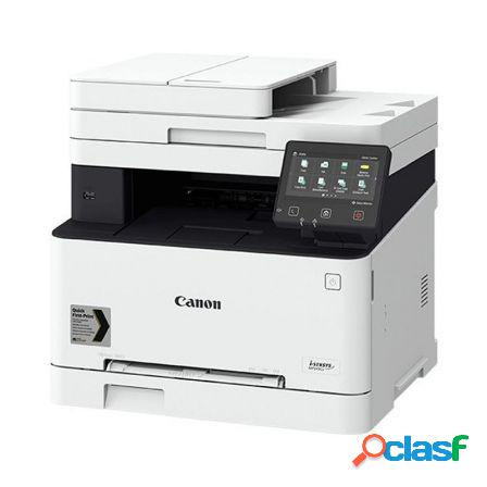 Multifuncion canon wifi con fax laser color i-sensys mf645cx - 21ppm -