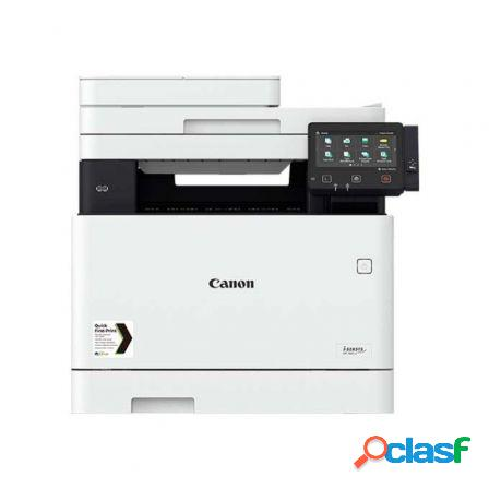 Multifuncion canon wifi laser color i-sensys mf744cdw - 27ppm - duplex