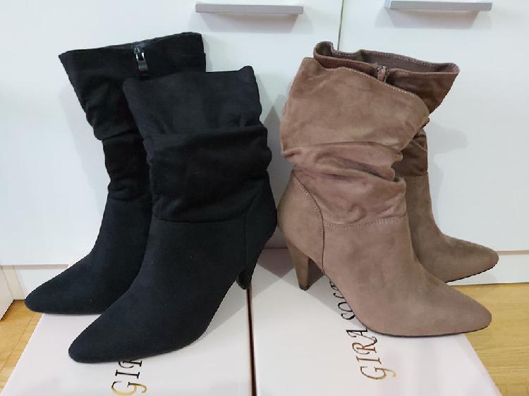 2 pares de botas por 25€!!
