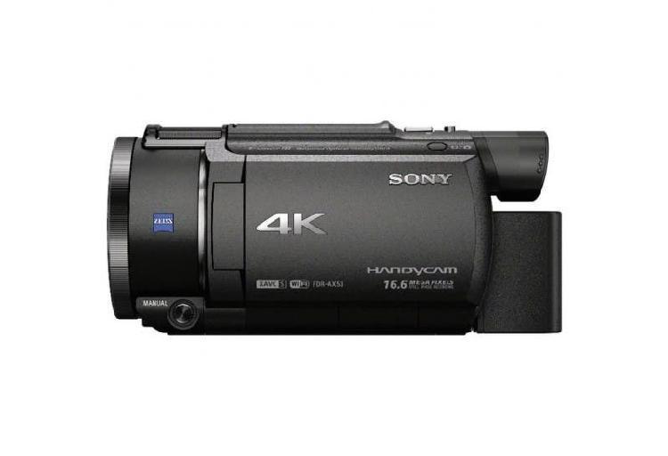 Alquiler cámara de vídeo sony