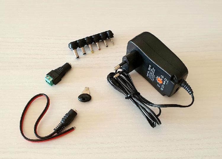 Adaptador cargador de corriente 30w