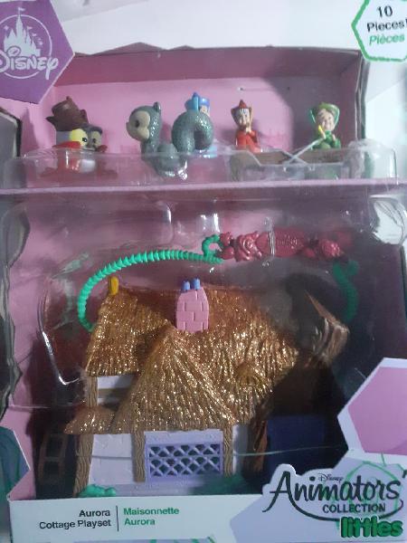 Aurora disney animators littles