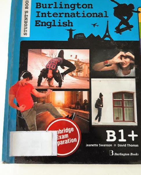 Burlington international english b1+ (student`s)