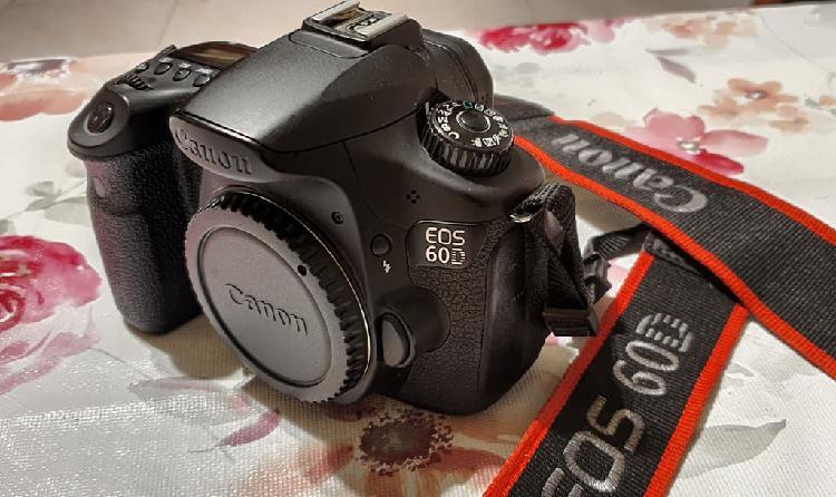 Canon eos 60d mas accesorios