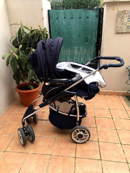 Carro bebé 3 piezas bebecar