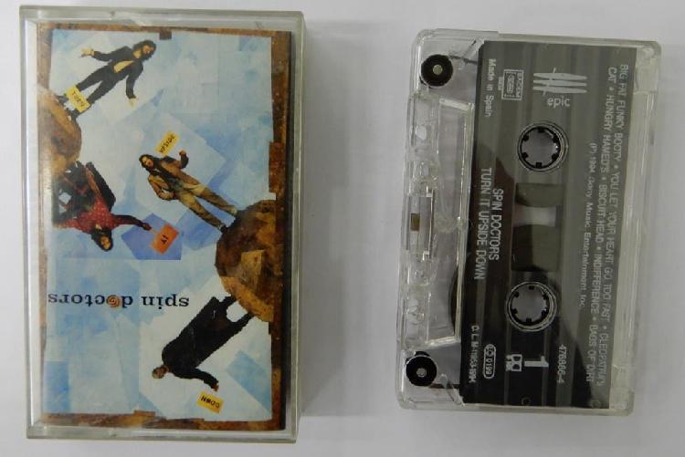 Cassette spin doctors_turn it upside down