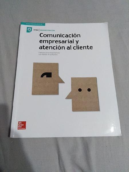 Comunicación empresarial y atención al cliente adm