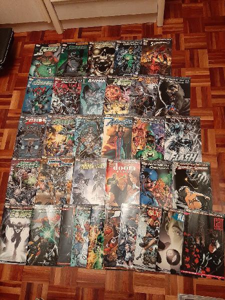 Dc comics crisis infinita noche más oscura