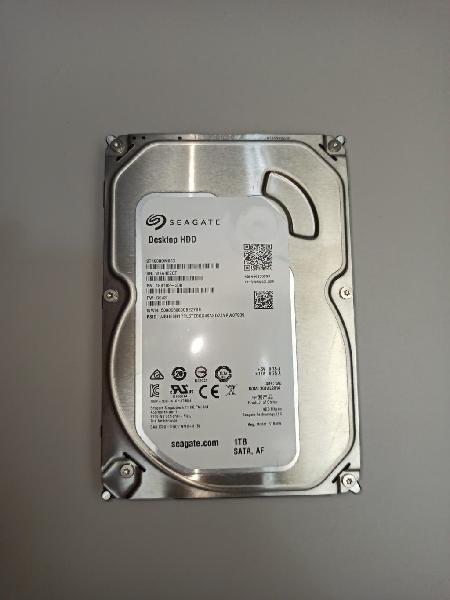 Disco duro interno hdd 1tb seagate sata 3.