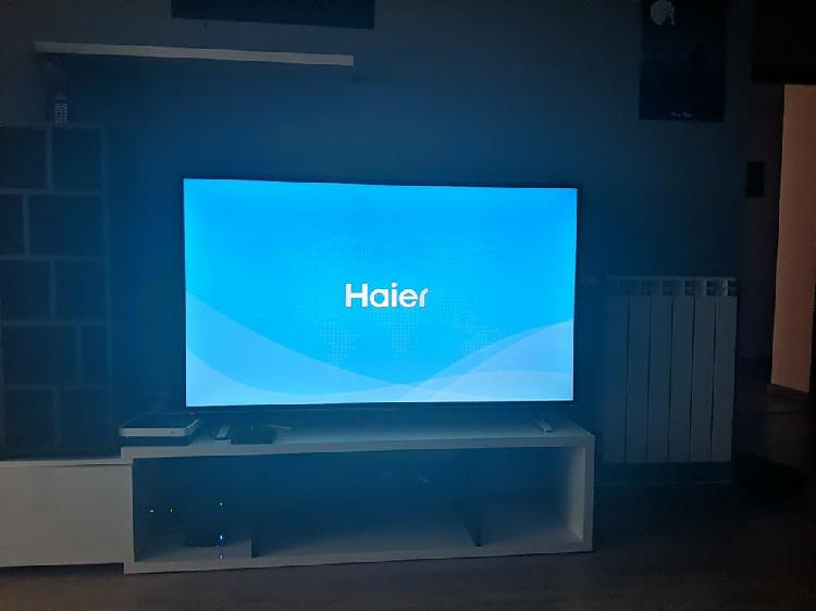 "Haier u55h7000 55"" 4k ultra hd hdr smart tv"