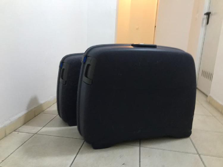 Juego maletas y neceser roncato