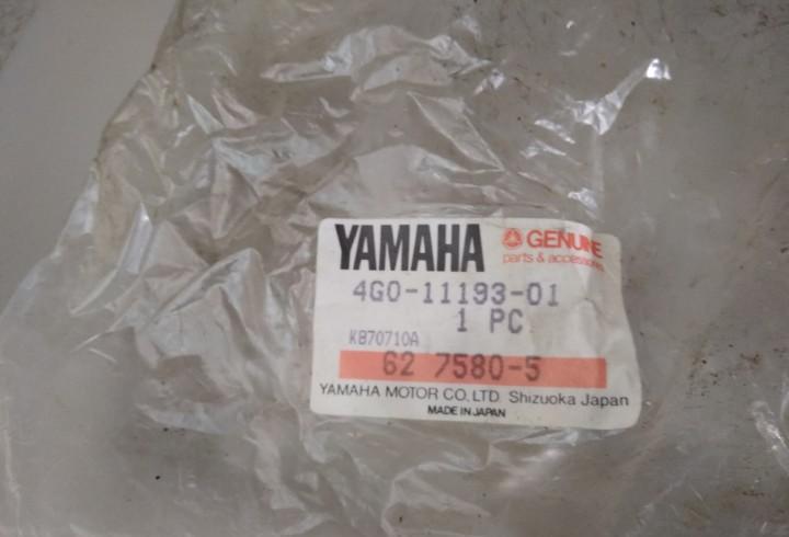 Junta de motor yamaha