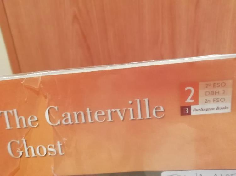 Libro en inglés the canterville ghost. burlington