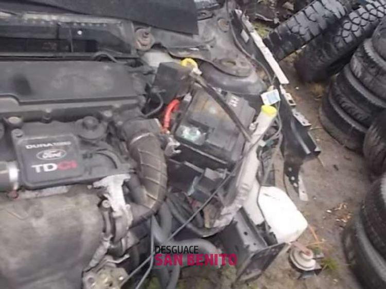 Motor fiesta mk6 peugeot 206 1.4 tdci