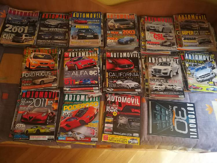 Revistas automovil