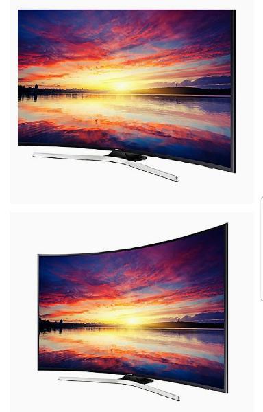 Samsung 4k smartv uhd 40' curvo serie ku6100