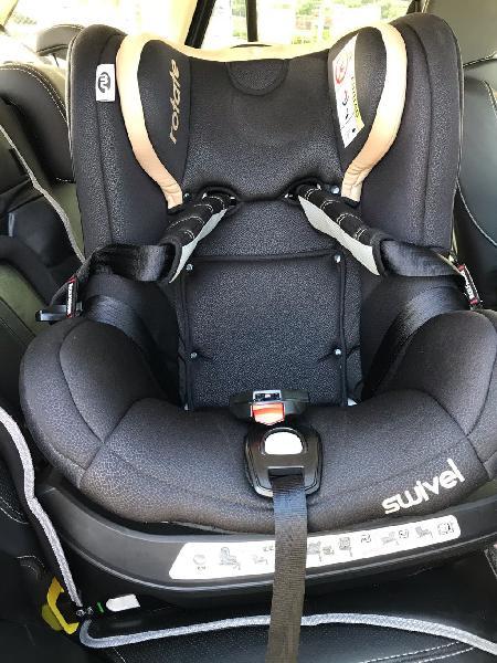 Silla coche isofix grupo 0-1 como nueva