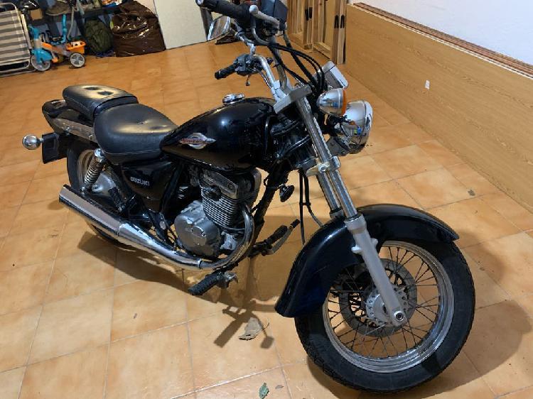 Suzuki marauder 125 2012