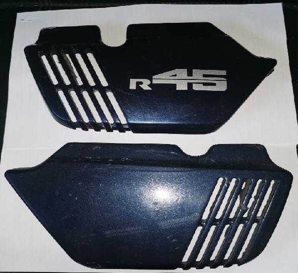 Tapas laterales de moto bmw r45. r65