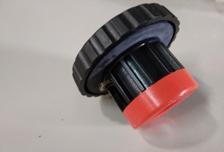 Tapón depósito ciclomotor.