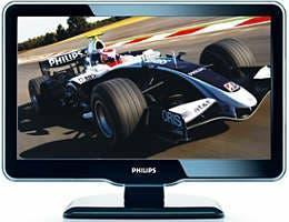 "Televisión philips 26"", mod. 26pfl5604h/12"