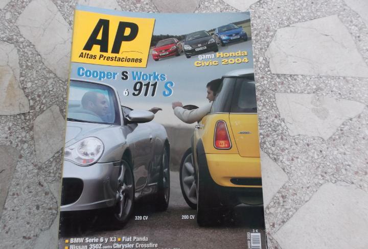 Altas prestaciones nº 88, cooper s works o 911s,los mejores