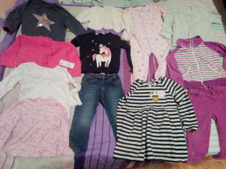 Lote ropa nueva niña 24 meses