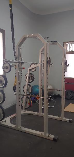 Máquinas gimnasio fitness