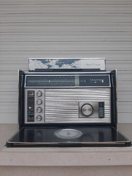 Radio zenith 7000