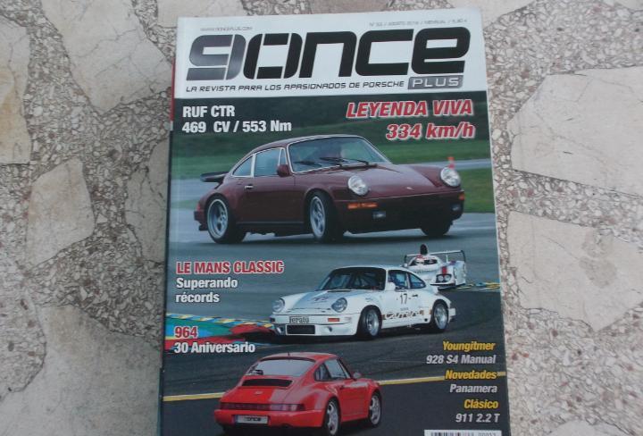Revista de cohe 9 once plus nº 53, la revista para los