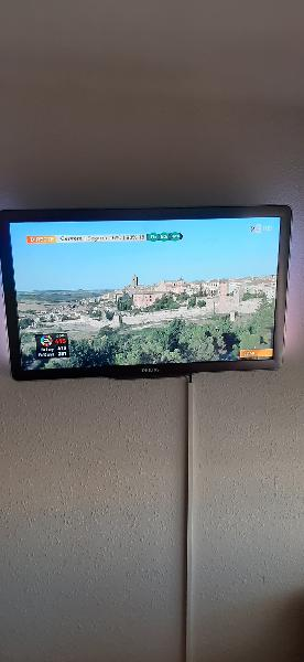 Televisión plana led philips 37 pulgadas