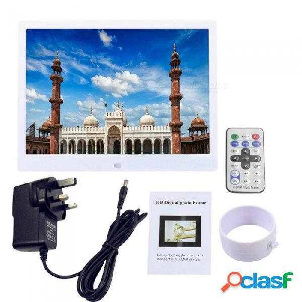 Marco fotográfico digital xsuni de 15 pulgadas con retroiluminación led, álbum de video electrónico hd 1280 x 800 de función completa