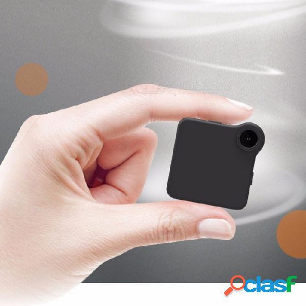 C1 + cámara de bolsillo mini wi-fi, videocámara dv con cámara pequeña oculta 720p hd, soporte tf tarjeta blanca