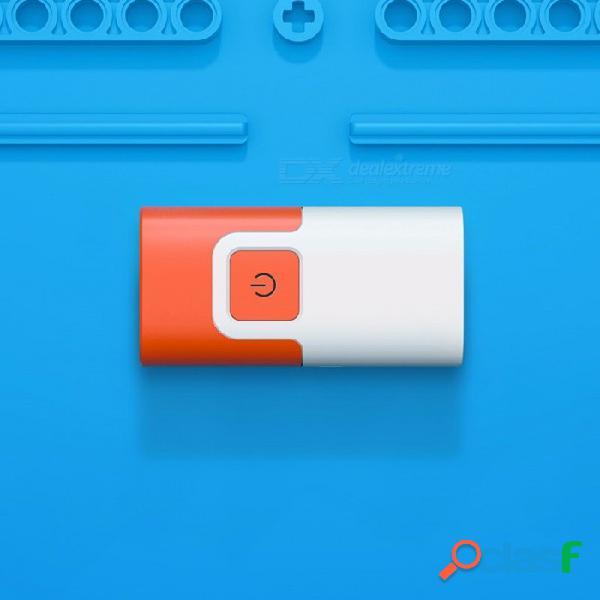 Sensor de color xiaomi original para el constructor de mitu mi bunny inteligente robot de bloque inteligente reconocimiento de color y escala de grises inalámbrico blanco