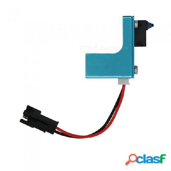 Zhaoyao 3d impresora automática de nivelación sensor de cama de calentamiento sonda de kit de auto para la impresora anycubic 3d