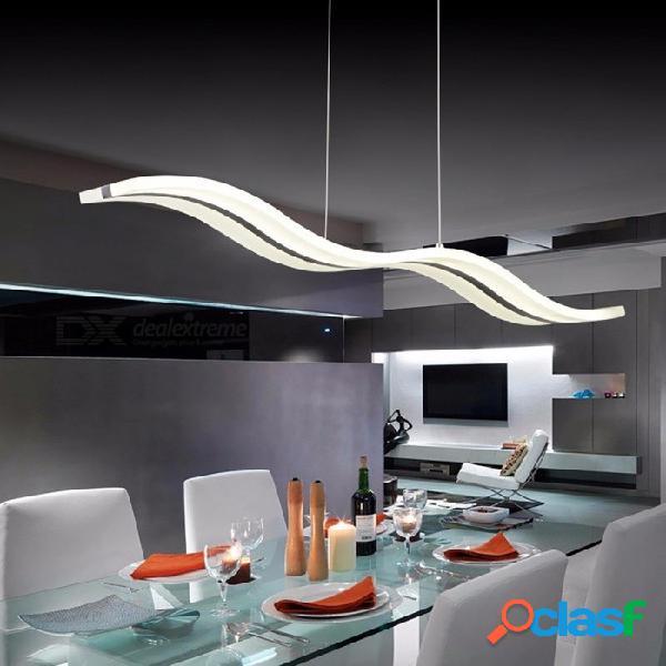 Luces de araña de luces led modernas con estilo y regulables 110v 220v lampadario con control para comedor dormitorio habitación estudio 31-40w