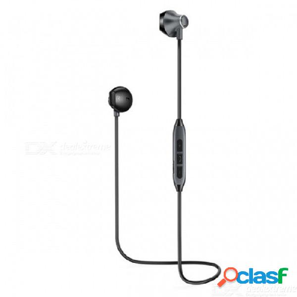 Auriculares bluetooth auriculares inalámbricos a prueba de agua deportes auriculares bluetooth bajo con micrófono