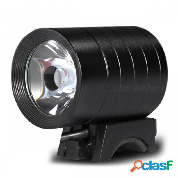 Wosawe 1200 lumen luz de la bicicleta cree t6 bicicleta impermeable bicicleta de luz delantera linternas puerto usb accesorios para bicicletas negro