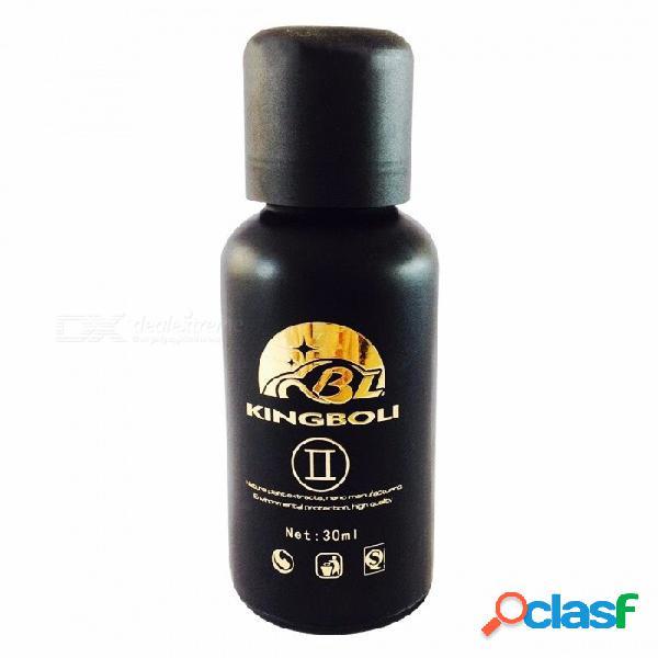 Dureza 9h coche líquido de cerámica capa súper hidrofóbico recubrimiento de vidrio pulido del coche 30 ml de alto brillo multi