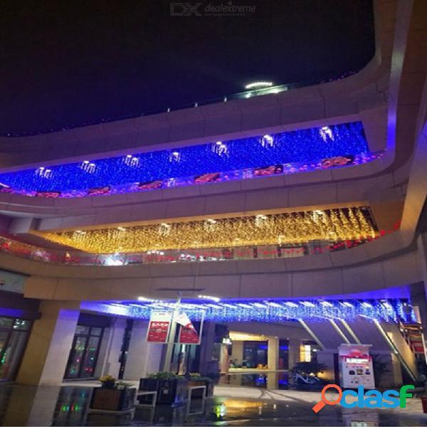 La secuencia del led enciende la iluminación decorativa al aire libre del 144m m led para la boda del partido de la yarda