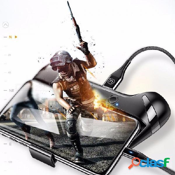Manija universal del refrigerador del teléfono móvil refrigerador del ventilador del radiador manija gamepad clip de montaje de escritorio soporte para teléfono inteligente negro