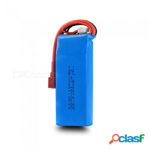 7.4v 1800mah 903472 25c lipo batería para wltoys l959 l969 l979 l202 l212 coches de control remoto huanqi 955 rc barco 2s 7.4v 1800mah