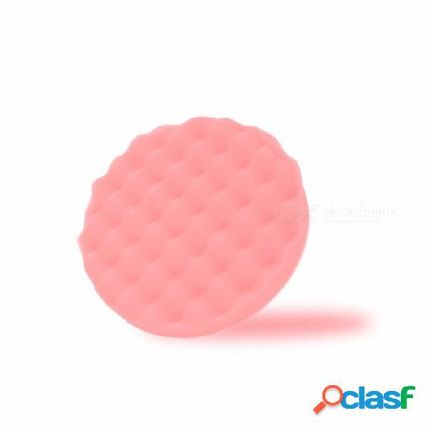 180 mm de diámetro 4 unids kit de cuidado del coche pulido disco de esponja lustradora disco de lana disco de cera de lijado kit de lijado para coche incoloro