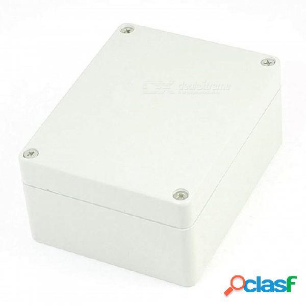 Btoomet 115x90x55mm plástico caja de proyecto a prueba de agua, titular de la caja de conexiones de bricolaje, 4.5 pulgadas x 3.5 pulgadas x 2.1 pulgadas